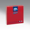 Perla Vivace 50 db 33x33 cm, 2 rétegű (piros) szalvéta