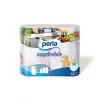 Perla Maxi 2x126 lapos, 2 rétegű, 4 szín dekormintás papírtörlő