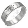 Acél gyűrű - szerelmes galambok