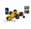 Nikko Nikko: Nano SlammR RC távirányítós autó - sárga távirányítós modell
