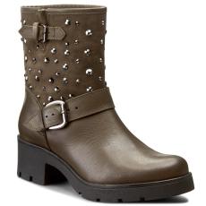 Carinii Magasított cipő CARINII - B3756 I45-I43-PSK-B35