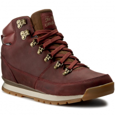The North Face Bakancs THE NORTH FACE - Back-To-Berkeley Redux Trans Wp T92Y9FDRV Brick House Red/Desert Palm Brown