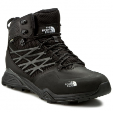 The North Face Bakancs THE NORTH FACE - Hike Mid GTX T0CDF5KX7 M TNF Black/TNF Black