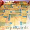 Pamut dupla ágynemű garnitúra (200 x 220 cm huzattal) 5 részes