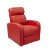 Félix luxus dönthető TV-néző fotel piros