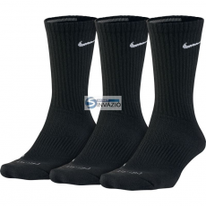 Nike zokni Nike Dri-FIT Cushion Crew Training Sock 3pak W SX4838-010