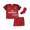 Nike Komplet piłkarski Nike PSG Kids AW 776723-601