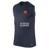 Nike Póló Futball Nike FC Barcelona DRY TOP SL Squad M 808923-452