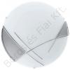 EGLO RAYA Mennyezeti E27 1x60W króm/ezüst szín 89758