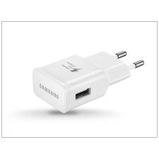 Samsung gyári USB hálózati töltő adapter - 5V/2A - EP-TA20EWE white - Adaptive Fast Charging (csomagolás nélküli) mobiltelefon kellék