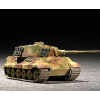 TRUMPETER German Sd.Kfz. 182 King Tiger (Henschel turret) tank makett trumpeter 07201