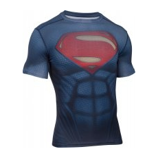 Under Armour Superman Suit SS Férfi póló, S