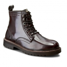 Pepe Jeans Bakancs PEPE JEANS - Icon Cow Smooth PMS50108 298 Bordeaux 298