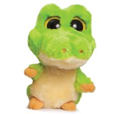 Aurora Smilee aligátor zöld - 13 cm Yoohoo plüssfigura