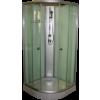 Aqualife Opal 508 A Fehér zuhanykabin 80x80x205 cm Tetõ nélkül