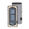 Sunsystem 500 literes 2 hőcserélős !! álló, indirekt tároló fűtés és napkollektor bojler. Használati melegvíz tároló, zománcozott tartály HMV