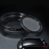 FujiFilm LHF-X20 napellenző és szűrő szett, fekete