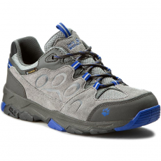 Jack Wolfskin Bakancs JACK WOLFSKIN - MTN Attack 2 Cl Texapore Low K 4020411-1080360 Active Blue