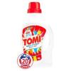 Tomi folyékony mosószer gél 1,32 l color