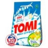 Tomi mosópor 1,4 kg zöld tea&jázmin - 20 adag -