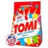 Tomi mosópor 1,4 kg color - 20 adag -