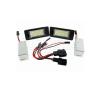 Einparts Audi / Skoda / VW rendszámtábla LED készlet autó izzó, izzókészlet