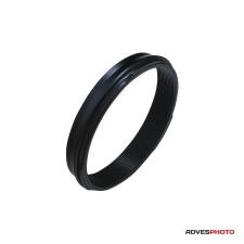 FujiFilm AR-X100SB Adapter gyűrű, fekete fényképező tartozék