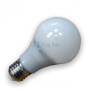 V-tac 6W-os Led lámpa (A60, E27, RGB+WW meleg fehér, infra távirányítóval, 200°)