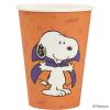 PEANUTS pohár papír Snoopy vámpír