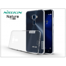 Asus Zenfone 3 (ZE552KL) szilikon hátlap - Nillkin Nature - transparent tok és táska