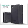 Sony Xperia X Performance (F8132) oldalra nyíló flipes tok - Nillkin Sparkle - fekete