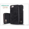 Nillkin Apple iPhone 7 oldalra nyíló flipes tok - Nillkin Qin - fekete