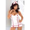 Softline Dögös mini nővér ruha M