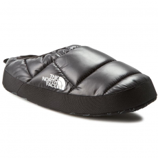 The North Face Zártpapucs THE NORTH FACE - Nse Tent Mule III T0AWMGFG4 ShnyBlack/Black