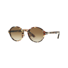 Persol PO3129S 105851 HAVANA/AZURE-BROWN CLEAR GRADIANT BROWN napszemüveg
