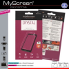 Myscreen Motorola Moto G3 (XT1540) Kijelzővédő Fólia 1db Áttetsző MSP