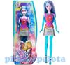 Barbie Csillagok között Kék baba Mattel barbie baba