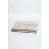 Belmanetti Sauna & Spa törölköző 80×160, 100% pamut - Beige