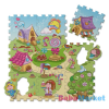 Chicco Play Mat Puzzle Candy - habszivacs puzzle cukorkás
