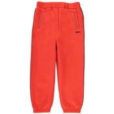 Slazenger gyerek melegítőnadrág - Closed Hem - Slazenger Closed Hem Fleece Pants Infant Boys