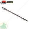 D.A.M MAD - BANKSTICK W.  SCREW POINT - STAINLESS - 50CM