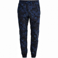 Nike Jogger Players Aop férfi nadrág, Costal Blue/Black, XL (804320-423-XL)