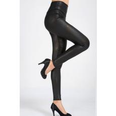 Fekete színű Arany csillogós Leggings