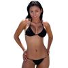 Fekete Tangás Bikini