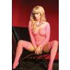 Pink Necc hatású Body Combfix-el