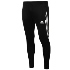 Adidas 3 Stripe Sereno Track férfi nadrág fekete XL
