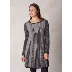 PRANA Whitley Dress Ruha D (W3WHID316-p_BLK-Black)