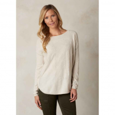 PRANA Stacia Sweater Pulóver,sweatshirt D (W2STAC316-p_WNT-Winter)