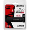 Kingston 32GB DT4000 G2 Secure Hardware Encryption (Management Ready) vízálló ütésálló USB3.0 pendrive fekete