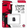 Kingston 32GB Indrustrial Temp Class 10 UHS-I microSDHC memóriakártya Single Pack
